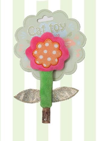 木天蓼棒棒糖(花朵) 1