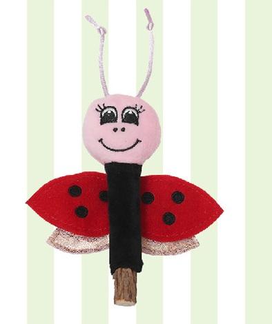 木天蓼棒棒糖(紅蜜蜂) 1