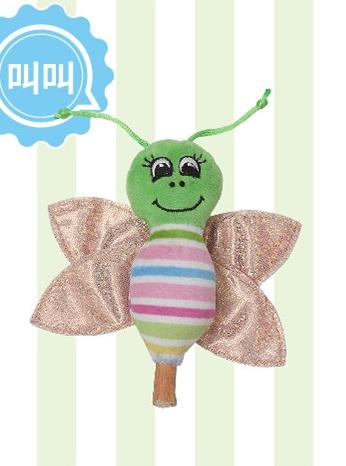 木天蓼棒棒糖(綠蜜蜂) 1