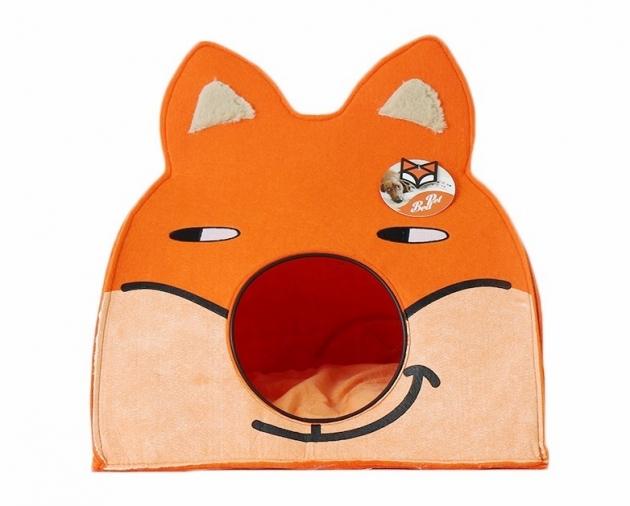 造型寵物貓窩(狐狸) 1