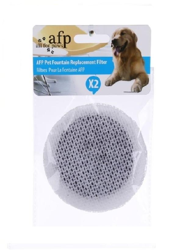 AFP 寵物活氧飲水機濾棉(藍)(2入) 1