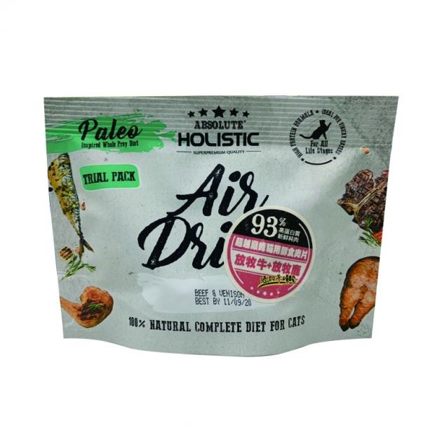 超越巔峰貓鮮食肉片25g(牛肉+鹿肉+綠貽貝+牛磺酸) 1