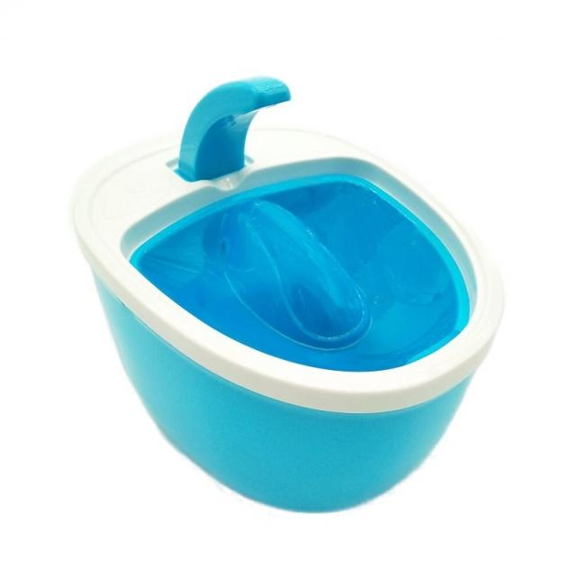 FOFOS寵物飲水機 藍 1
