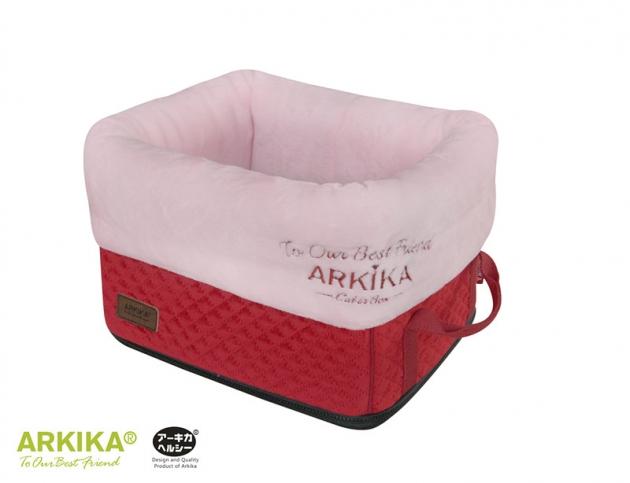 ARKIKA 方窩(紅) 1