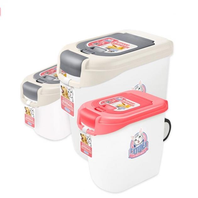 CATIDEA雙開型儲物桶 3kg 1