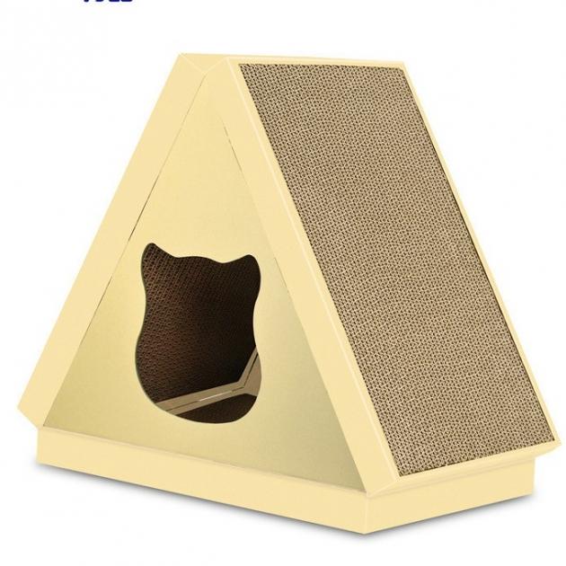三角貓抓屋 1