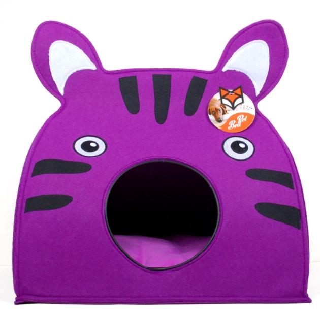 造型寵物貓窩(斑馬) 1