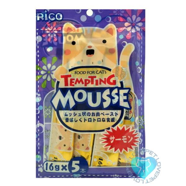 RICO懷石海鮮料理貓肉泥(6種口味)(16g*5入) 3