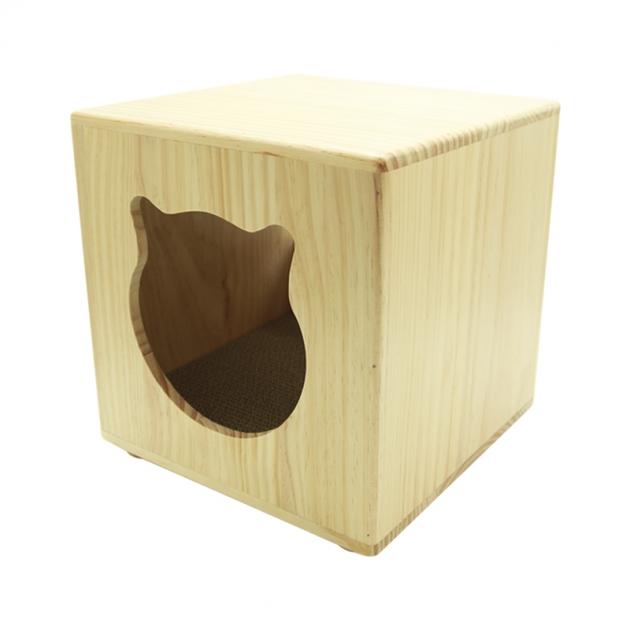 可愛貓窩造型椅 1