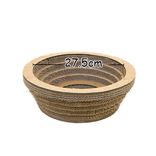 碗型貓抓板(兩種尺寸) 1